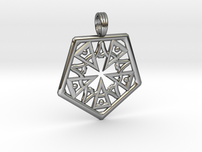 VENUS PHYRE in Fine Detail Polished Silver
