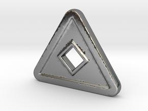 TD-N in Polished Silver