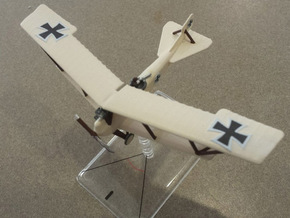 Lohner B.VII (armed) in White Strong & Flexible: 1:144