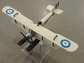 Fairey F.17 Campania in White Strong & Flexible: 1:144