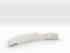 TM02 Utility Arm CSR in White Strong & Flexible