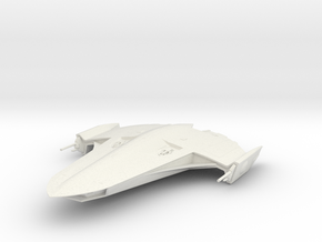 The Old Republic Agent Ship in White Strong & Flexible