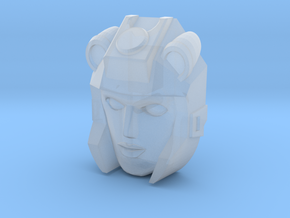 Moonracer Face (Titans Return) in Smooth Fine Detail Plastic