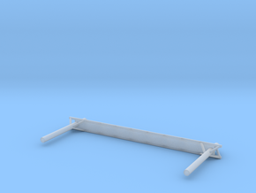 T Gauge Gantry Rack With Lights Leeds -06 in Frosted Ultra Detail
