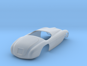 1/40 Barchetta in Smooth Fine Detail Plastic