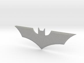 Batarang in Aluminum