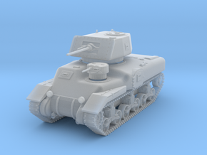 PV143B Ram I Cruiser Tank (1/100) in Smooth Fine Detail Plastic