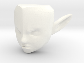 Classic Face for A Link Between Worlds Figma in White Strong & Flexible Polished
