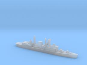 Type 42 DDG (Falklands War), 1/1800 in Smooth Fine Detail Plastic