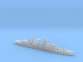 Type 42 DDG (Post-Falklands War), 1/1800 in Smooth Fine Detail Plastic
