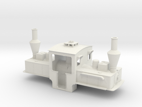 B-1-19-pechot-bourdon-1a in White Natural Versatile Plastic