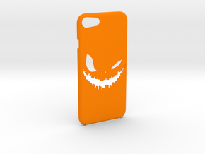 Pumpkin Case iPhone7 in Orange Strong & Flexible Polished