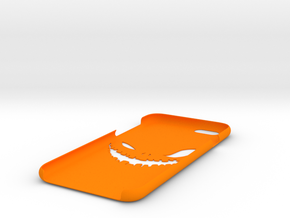 Pumpkin Case iPhone6 in Orange Strong & Flexible Polished