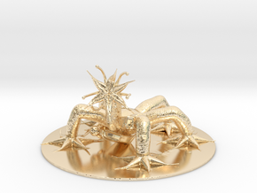 Hiver Miniature in 14K Yellow Gold: 1:60.96