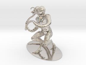Demogorgon Miniature in Platinum: 1:60.96