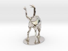 Pierson's Puppeteer Miniature in Platinum: 1:60.96