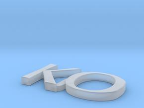 Model-f8c5da1c6a3b1b6eb13f87874e2a28ca in Smooth Fine Detail Plastic
