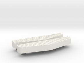 Anticlimber (G - 1:29) in White Natural Versatile Plastic