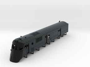N Scale Southern Ry. Railcar in Black Hi-Def Acrylate