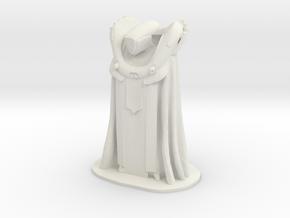 Vorlon Miniature in White Strong & Flexible: 1:60.96