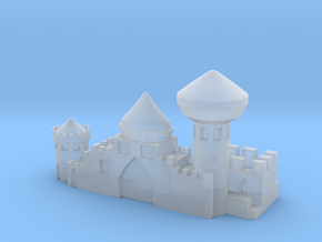 City for Diorama in Smooth Fine Detail Plastic