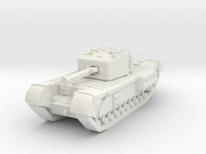 Churchill Crocodile in White Strong & Flexible