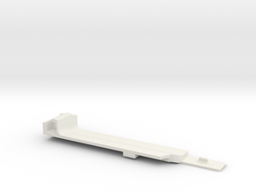 Cover Plate for Cisco AP 3802 Access Point in White Natural Versatile Plastic