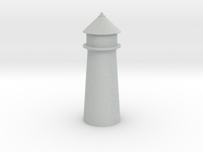 Lighthouse Pastel Blue in Full Color Sandstone