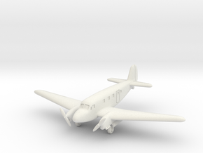 Caudron C.445 Goeland 6mm 1/285 in White Natural Versatile Plastic