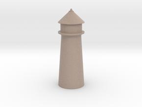 Lighthouse Pastel Brown in Full Color Sandstone