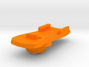 Garmin Stem cap Mount H0D10 in Orange Processed Versatile Plastic