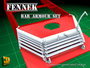 Dutch FENNEK BAR-armour (1/35) in Smooth Fine Detail Plastic