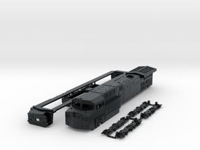 TT Scale AC4400cw in Black Hi-Def Acrylate
