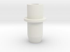 Sakura Gelly Roll Adaptor for HP Style Pen Plotter in White Strong & Flexible