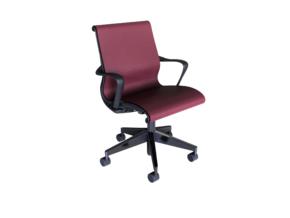 Setu Multipurpose Chair - Herman Miller in White Strong & Flexible: 1:12