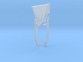 Aurora SeaLab III Part-01 in Smooth Fine Detail Plastic