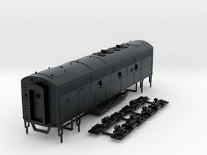 TT Scale F7B in Black Hi-Def Acrylate
