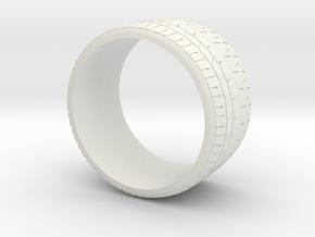 Pirelli Trofeo R in White Natural Versatile Plastic