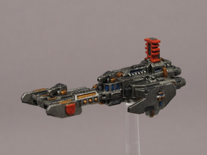 Titan Knights - Velites Frigate Kit (x2) in Frosted Ultra Detail