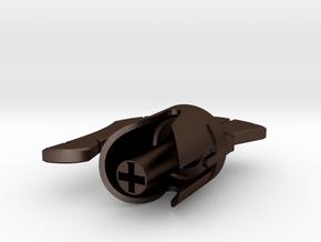 Spartan Keycap in Matte Bronze Steel