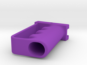 HANDGUARD GRIP in Purple Strong & Flexible Polished