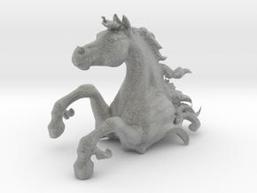Skin HorseTest7 in Metallic Plastic: Small