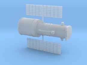 012E Hubble Partially Deployed - 1/288 in Smooth Fine Detail Plastic