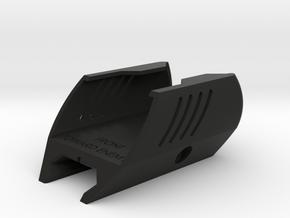 Foxeer Legend 1 Picatinny Rail Mount in Black Natural Versatile Plastic