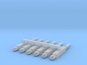Talyllyn Signalbox Finials in Smooth Fine Detail Plastic