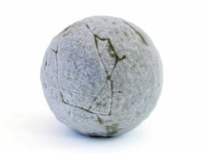 Eeloo in Full Color Sandstone
