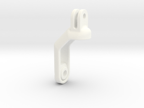 Sony AS20 Skeleton To GoPro Adapter V2 in White Processed Versatile Plastic