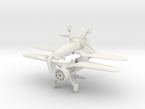 1/200 PZL P11 x2 in White Natural Versatile Plastic