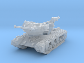 MG144-R17A T-64A (with gill armour) in Frosted Ultra Detail