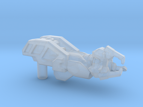 Energon Repair Ray (WFC), 5mm in Smooth Fine Detail Plastic